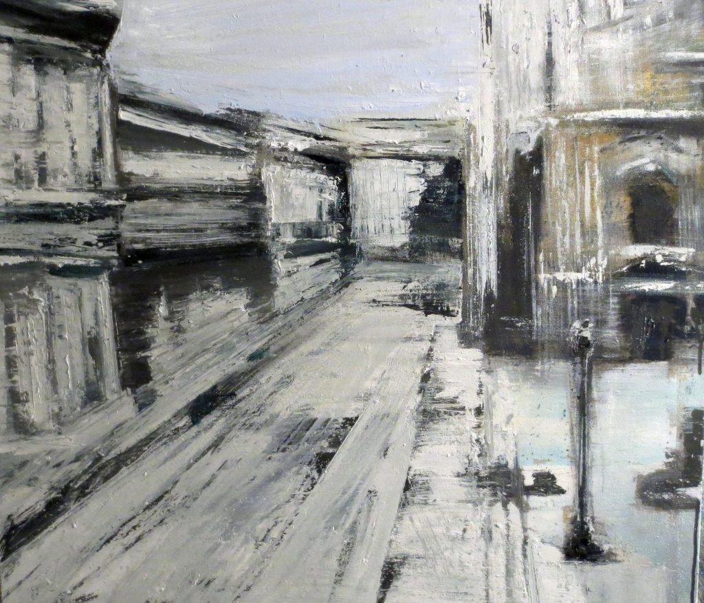 Duomo, 60x70, olio su tela