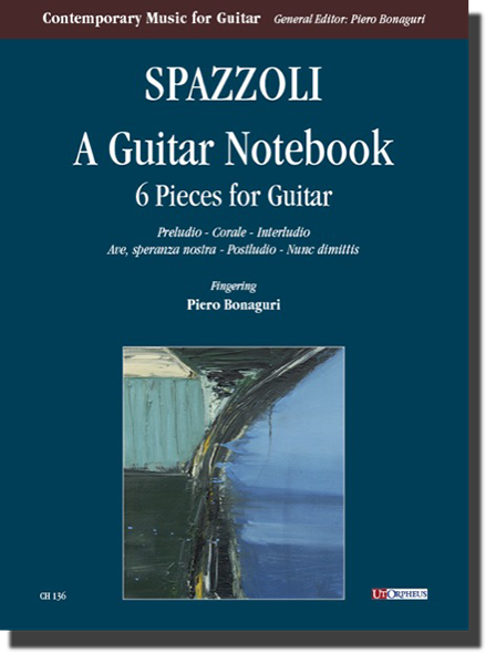 A Guitar Notebook