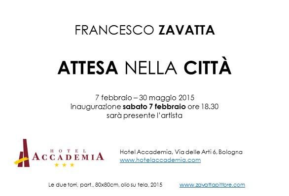 Attesa Nella Citta - Bologna - Zavatta