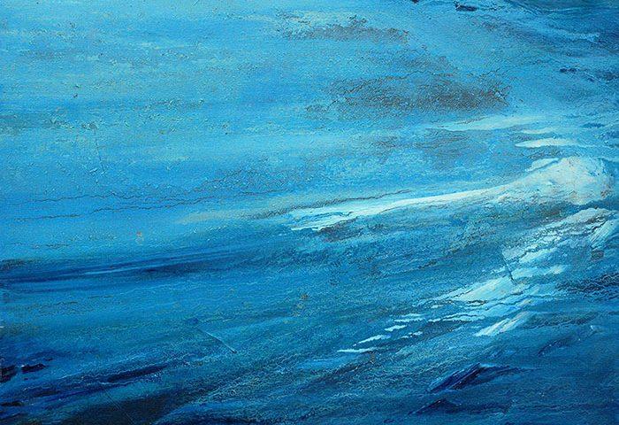 2010 - Trasparente, 30x40cm, olio su tela