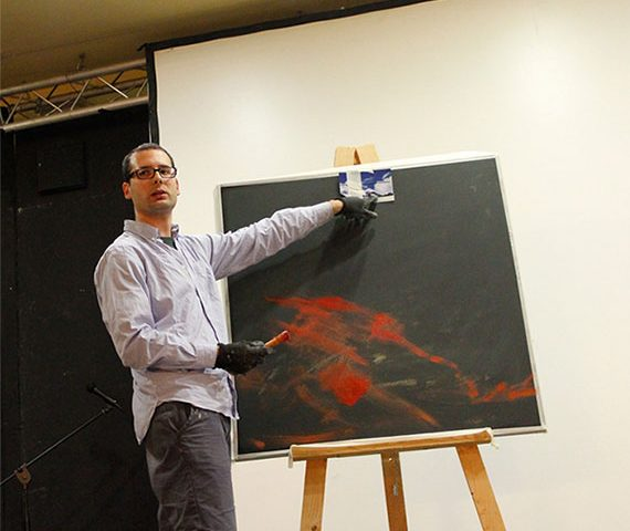 Arte a scuola - Pittore Milano
