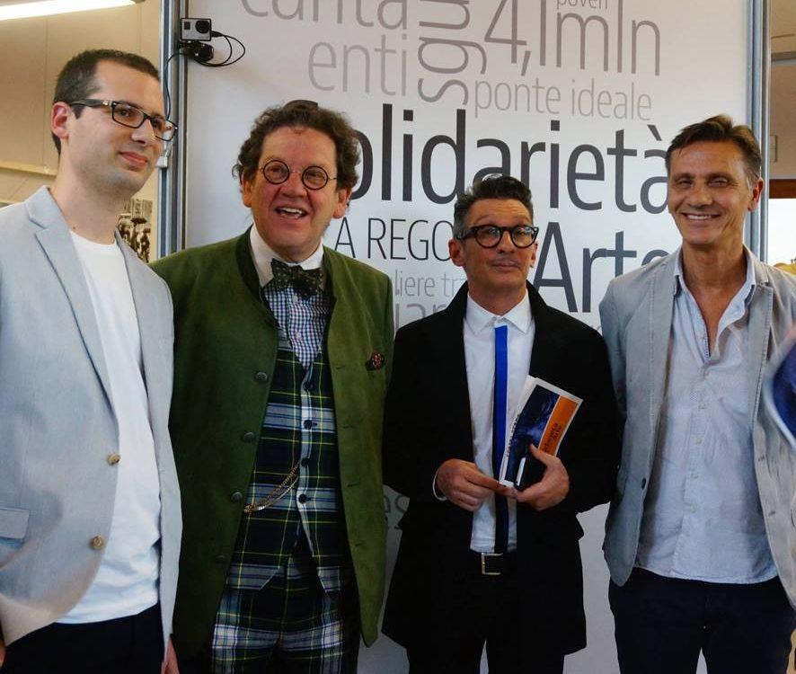 Francesco Zavatta, Philippe Daverio, Miky Degni