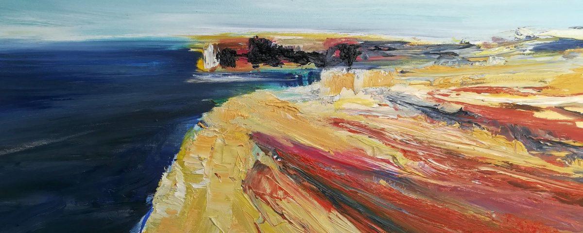 2017-Algarve-30x60cm-olio-su-tela