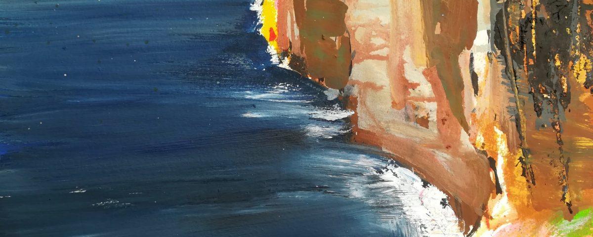 2017-Cabo-Sao-Vicente-3-30x42cm-olio-su-carta