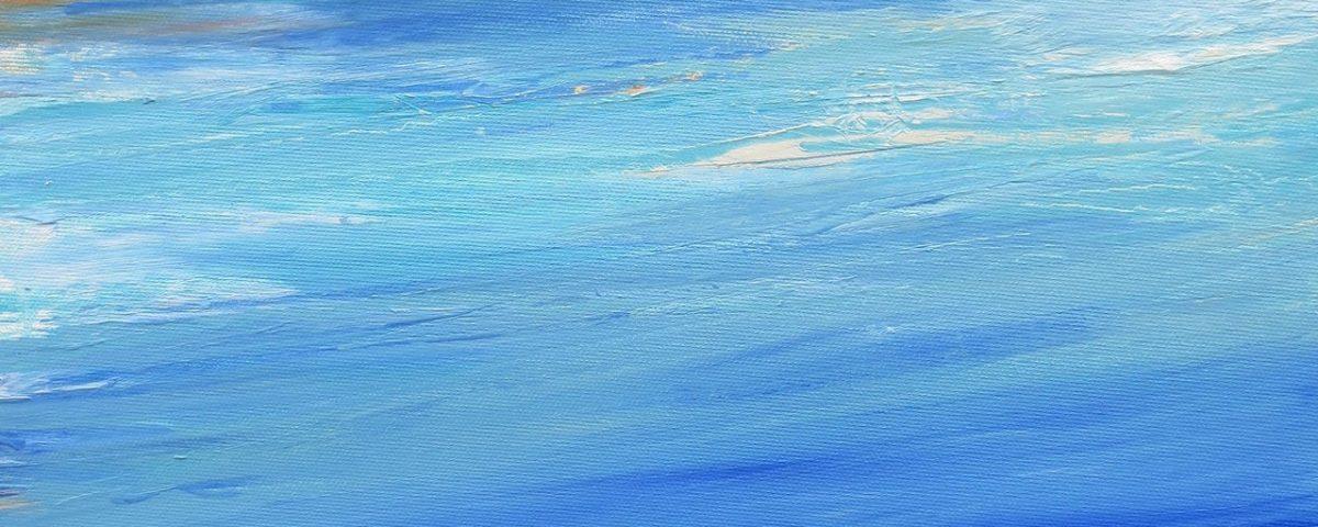 2018 Sunset 52x42cm olio su tela francesco zavatta