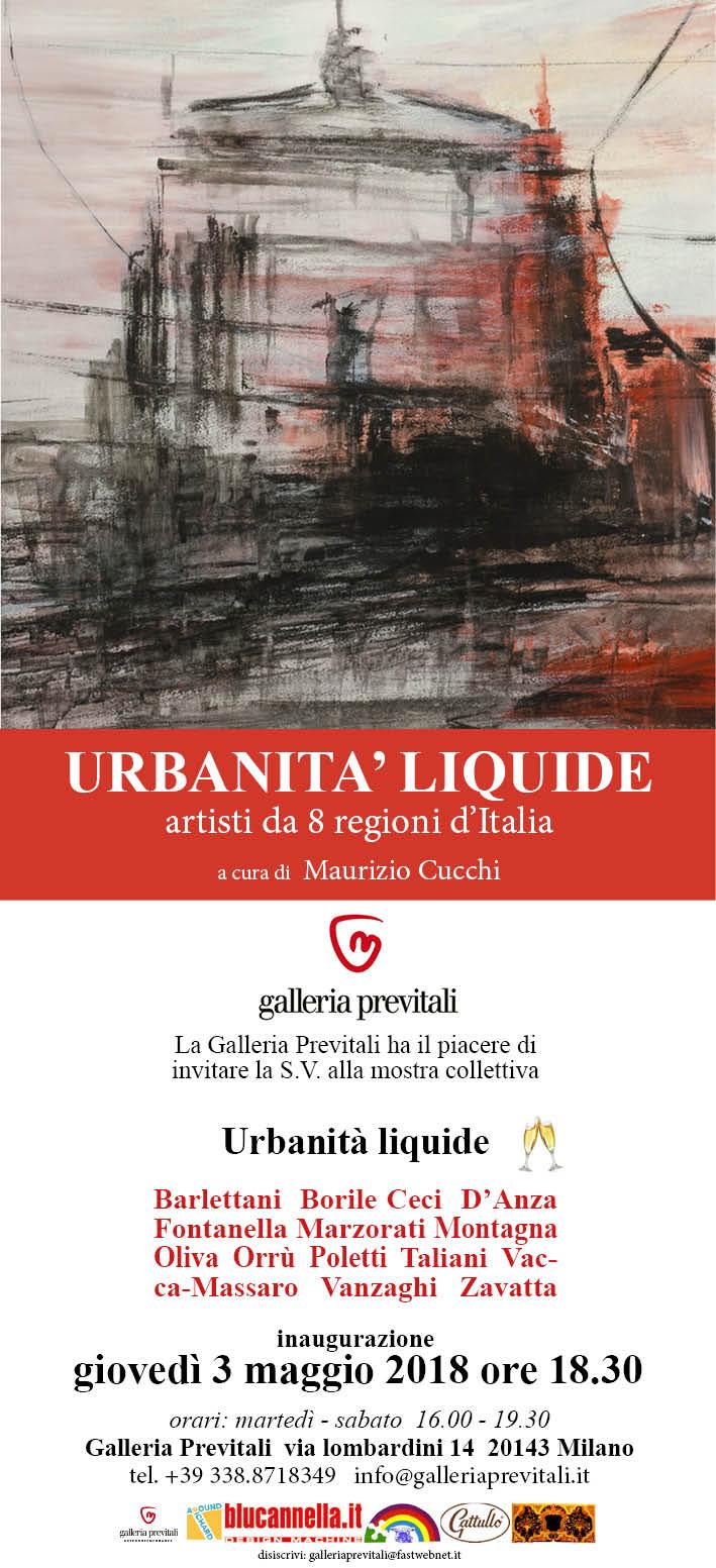 Urbanità liquide