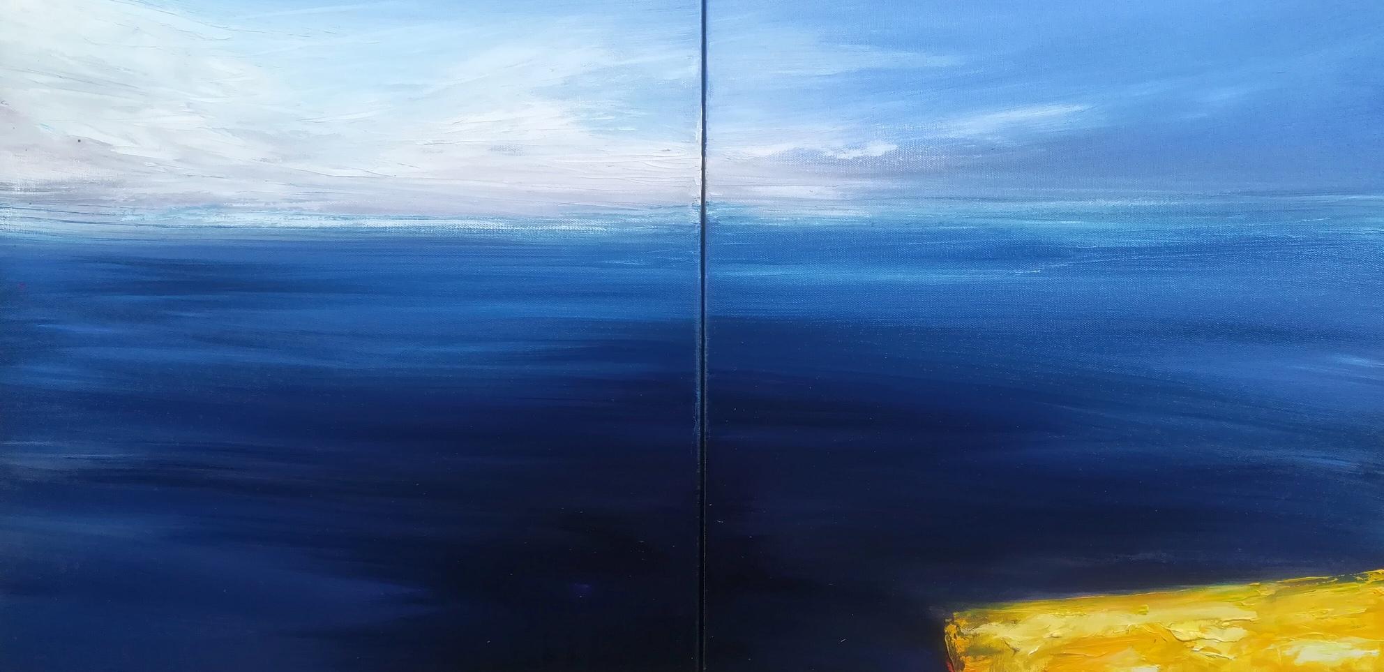 2018-Dalla-Fortezza-di-Peniche-50x100cm-olio-su-tela-dittico