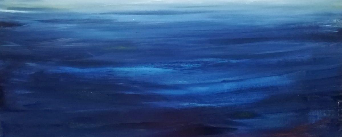2018-Oceano-100x100cm-olio-su-tela-francesco-zavatta