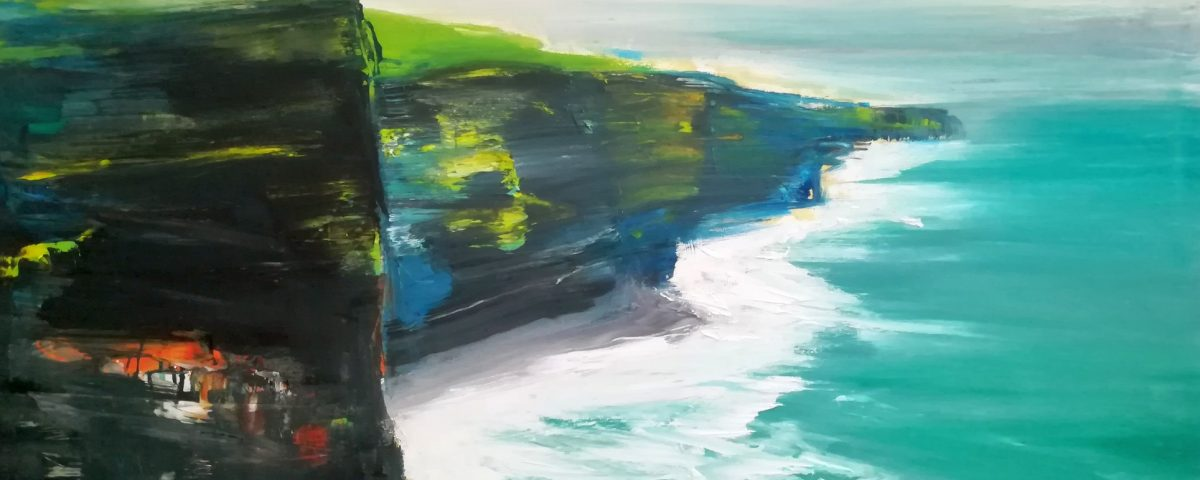 2018-cliffs-of-moher-50x100cm-olio-su-tela