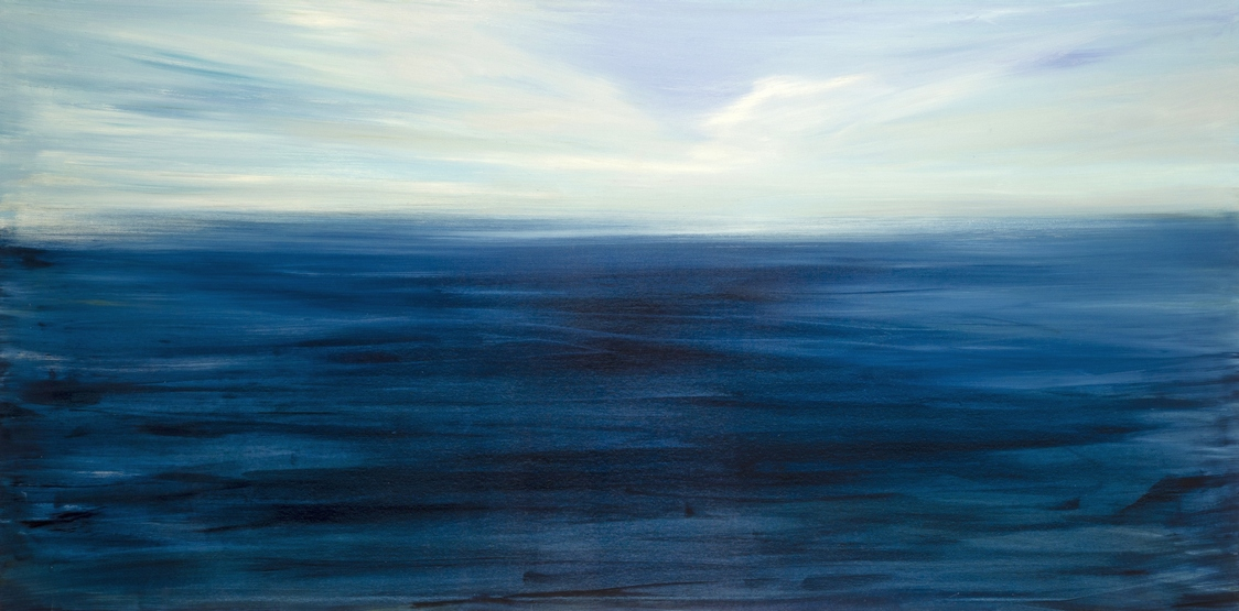 Francesco-Zavatta-2018 Oceano 100x200cm oil on canvas