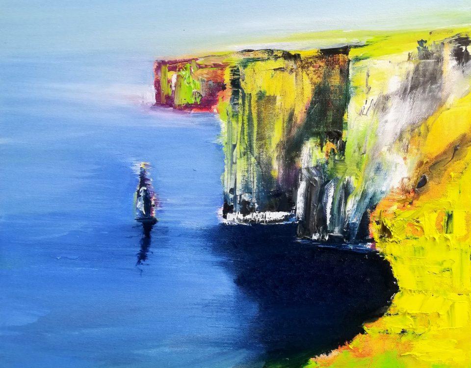 2019-Cliff-52x42cm-olio-su-tela