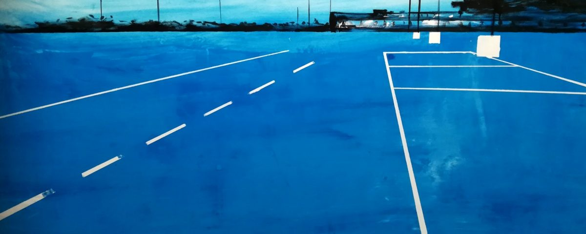 2019-Parking-blue-100x180cm-acrilico-su-tela