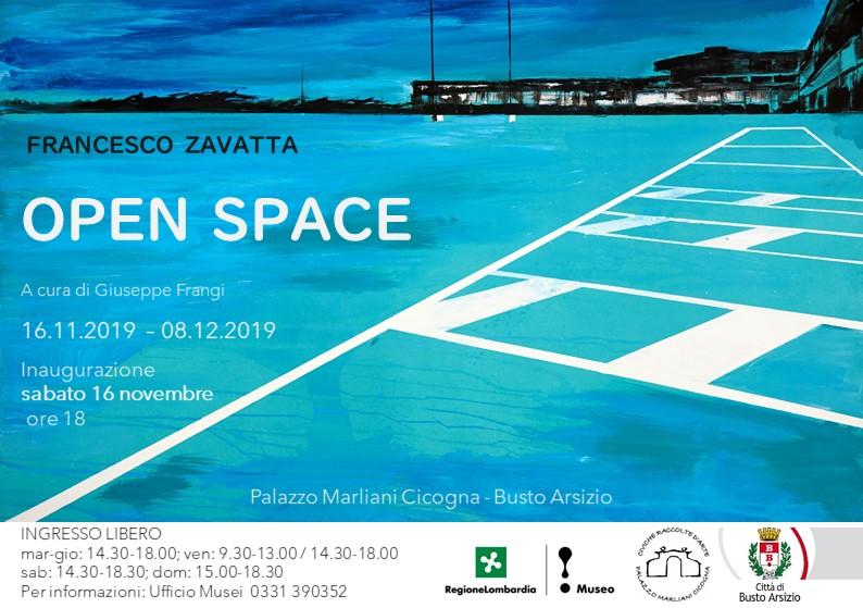 open space parking francesco zavatta