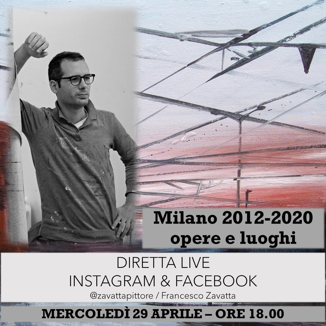 diretta Francesco Zavatta Milano