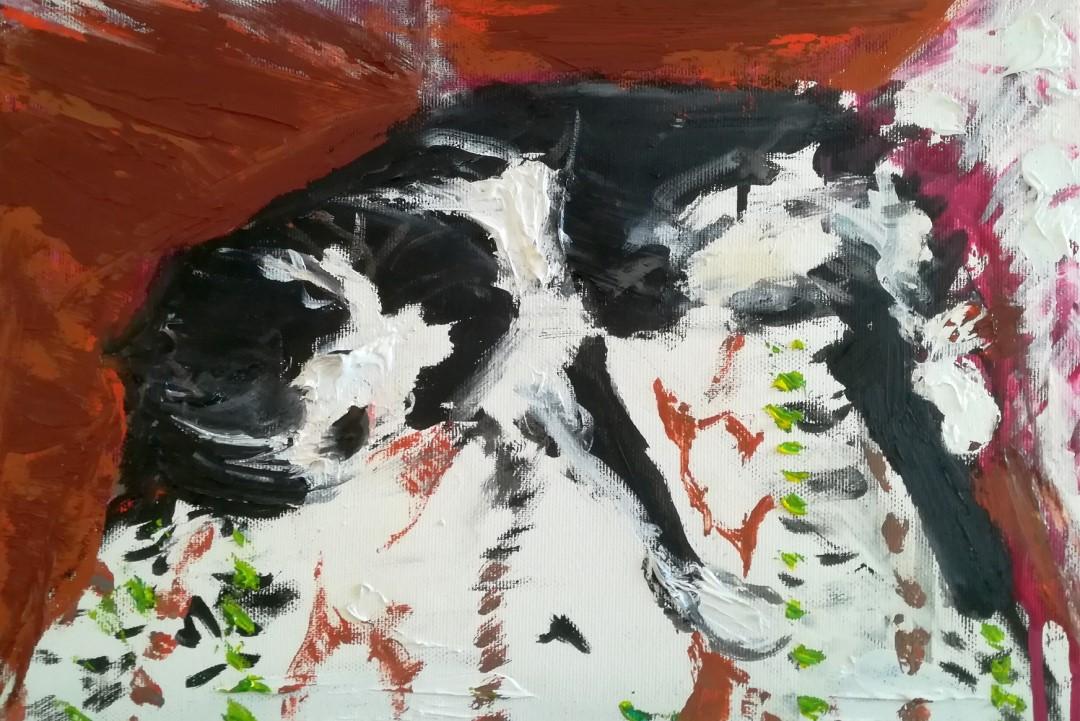 Quadri e Dipinti di Animali e Ritratti Francesco Zavatta