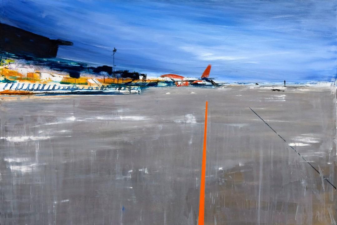 Quadri e Dipinti di Aeroporti Malpensa Francesco Zavatta
