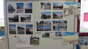 Laboratorio - Dipingere la città, scuola primaria Arca, Legnano 4