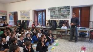Laboratorio - Dipingere la città, scuola primaria Corbetta 4