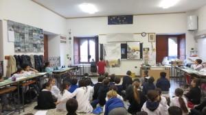 Laboratorio - Dipingere la città, scuola primaria Corbetta 2