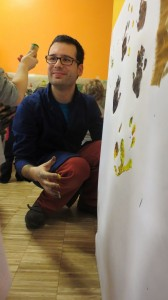Laboratorio I colori, asilo aziendale Banca Intesa, Milano 2