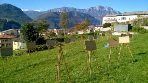 Laboratorio Occhi spalancati, scuola primaria La Sacra Famiglia, Trento