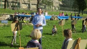 Laboratorio Occhi spalancati, scuola primaria La Sacra Famiglia, Trento 3